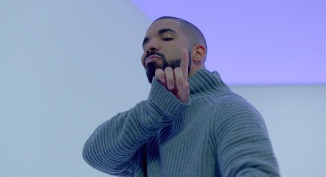 """Drizzy Drake präsentiert sein Video zum Track """"Hotline Bling"""""""