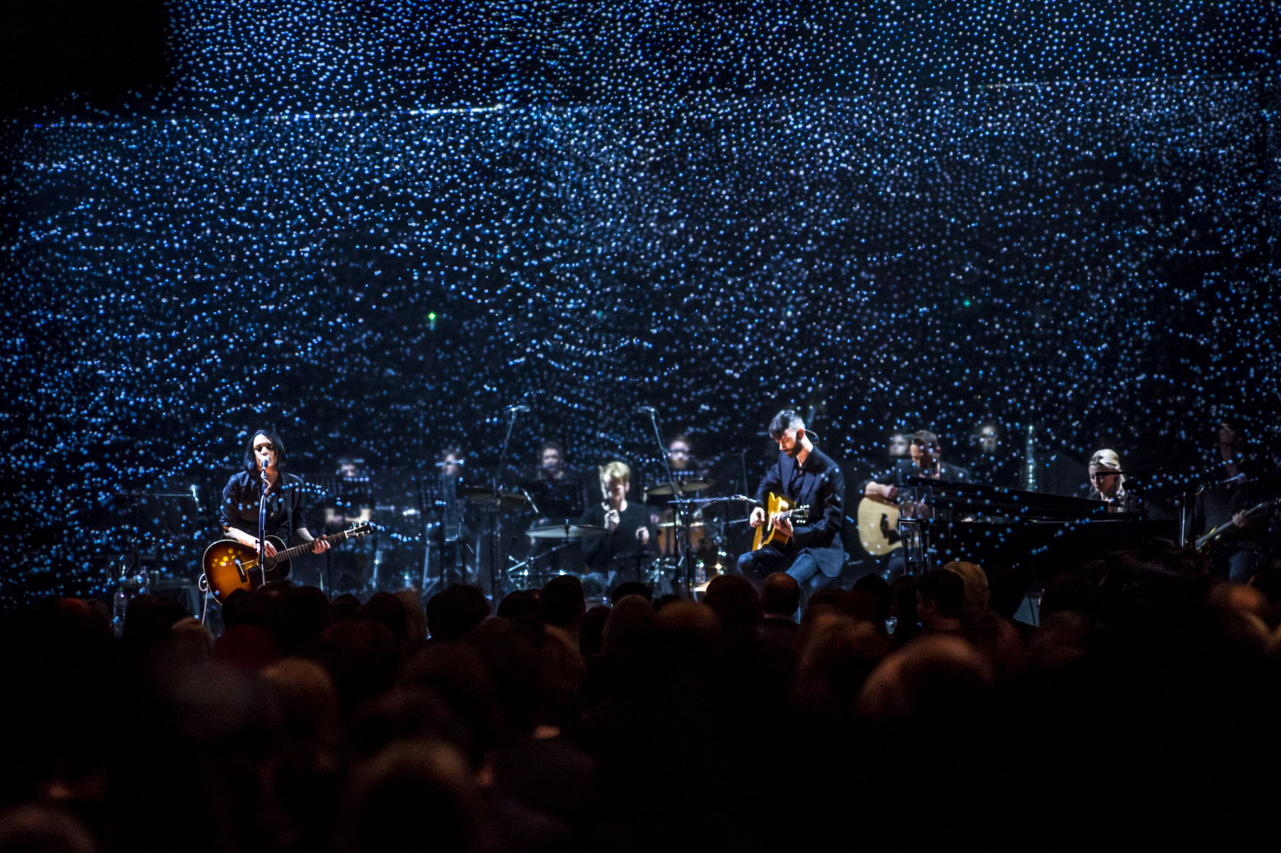 """Placebo live bei """"MTV Unplugged"""" in London"""