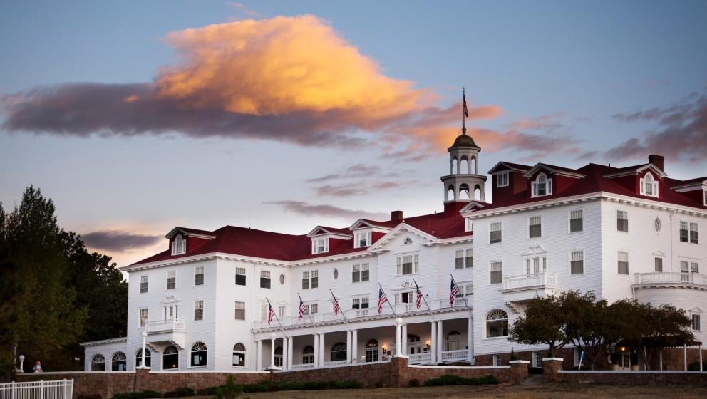 "Das berühmte Hotel aus Stephen Kings Klassiker ""The Shining"""
