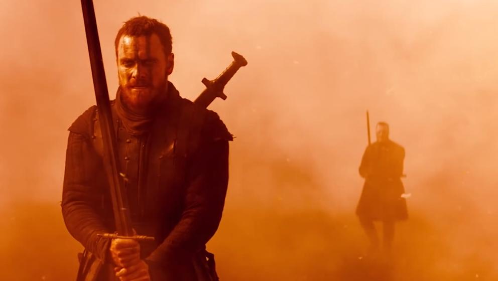 """""""Macbeth"""" mit Michael Fassbander läuft am 29. Oktober 2015 in den deutschen Kinos an."""