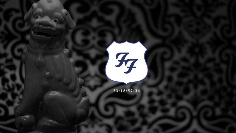 Der Countdown läuft – was planen die Foo Fighters?