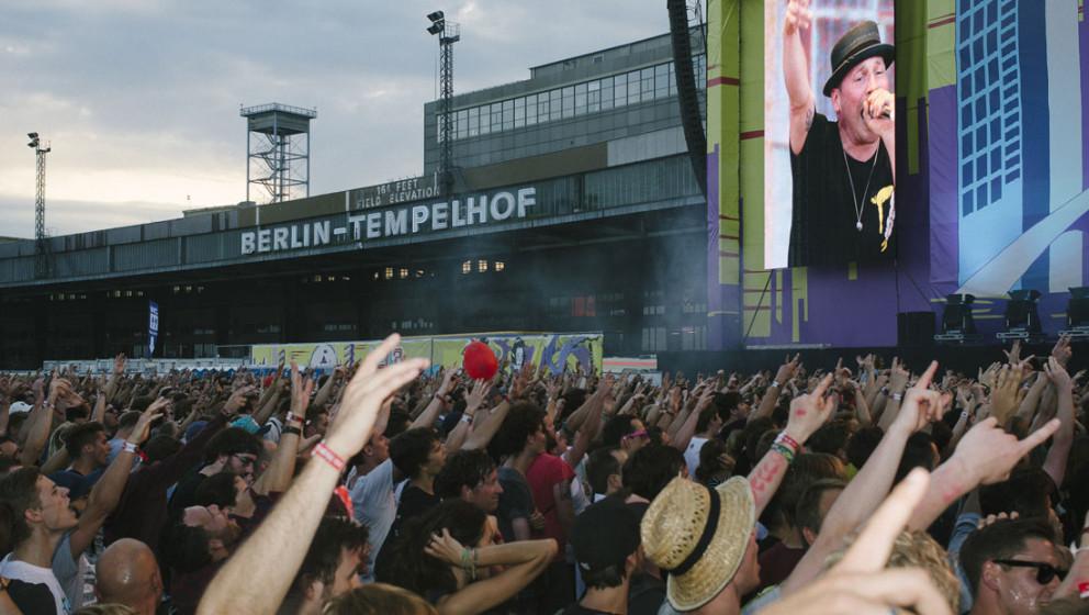 Beatsteaks Lollapalooza