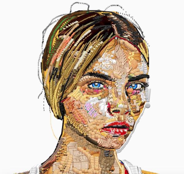 Model Cara Delevigne
