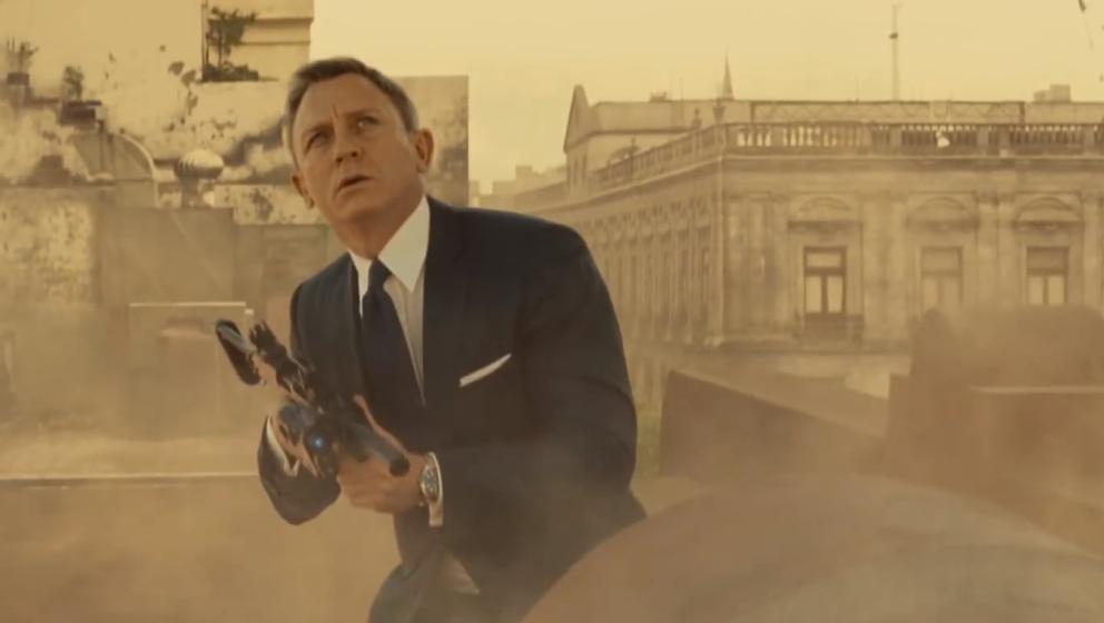 """James Bond ist wieder im Einsatz: """"Spectre"""" läuft ab 5. November 2015 in den deutschen Kinos."""