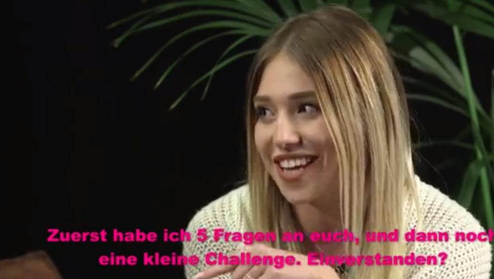 Bianca Heinicke interviewt One Direction