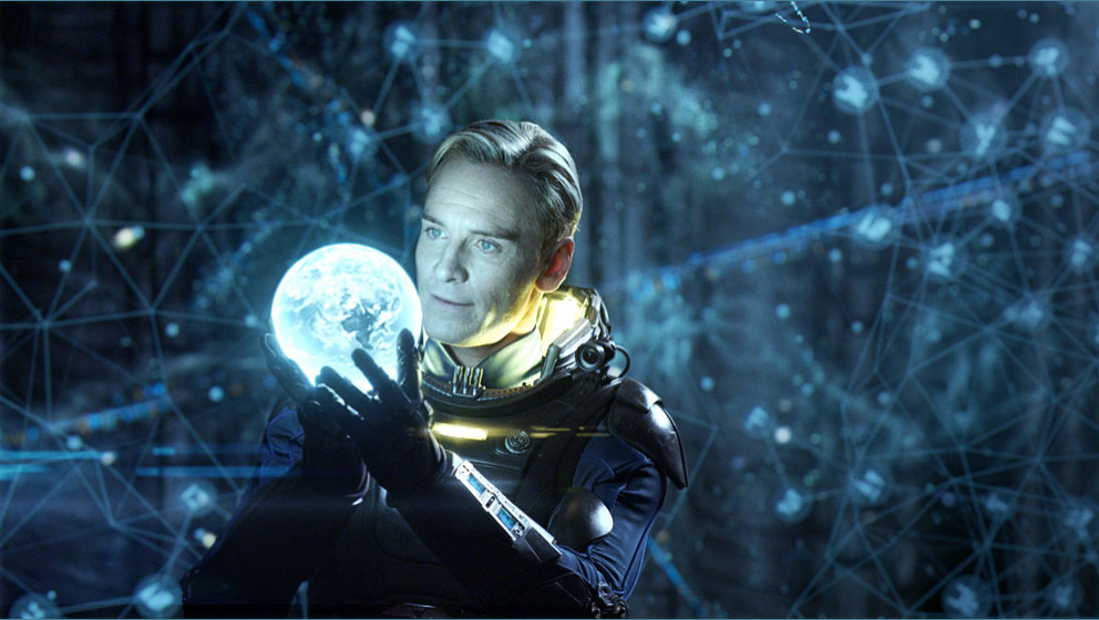 "Michael Fassbender in ""Prometheus""."