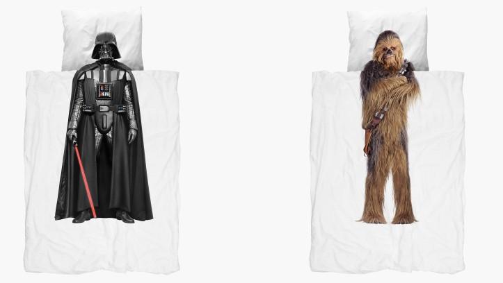 Kuscheln mit Darth Vader oder Chewbacca: Träume werden wahr!