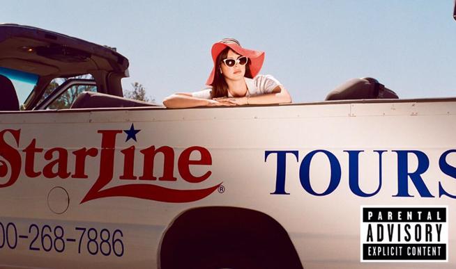 Durch die HONEYMOON-Hotline konnte man zeitweise mit Lana Del Rey telefonieren.