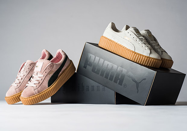 Puma Schuhe Rihanna ile