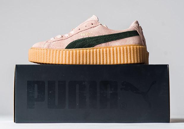 Puma Schuhe Hohe Sohle