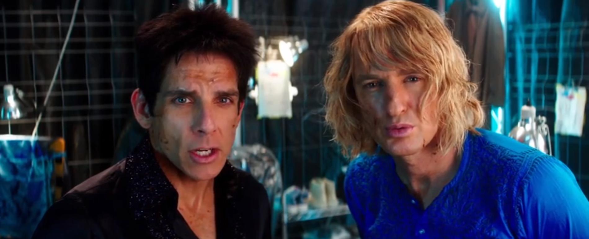 """In """"Zoolander 2"""" kämpfen Ben Stiller und Owen Wilson gegen die Mafia, die alle schönen Menschen umbringen will."""