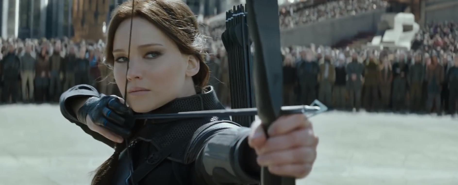 """Der letzte Teil der """"Tribute von Panem""""-Reihe mit Jennifer Lawrence läuft am 19. November in den deutschen Kinos an."""