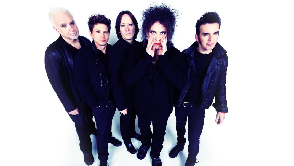 The Cure spielen als Headline beim Bestival in Großbritannien.