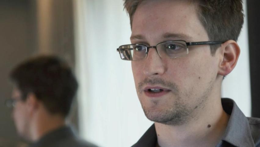 """""""Citizenfour"""" erzählt die Geschichte von Edward Snowden."""