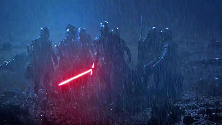 """Disney lässt uns nicht im Regen stehen, wenn es um neue TV-Spots zu """"Star Wars"""" geht."""