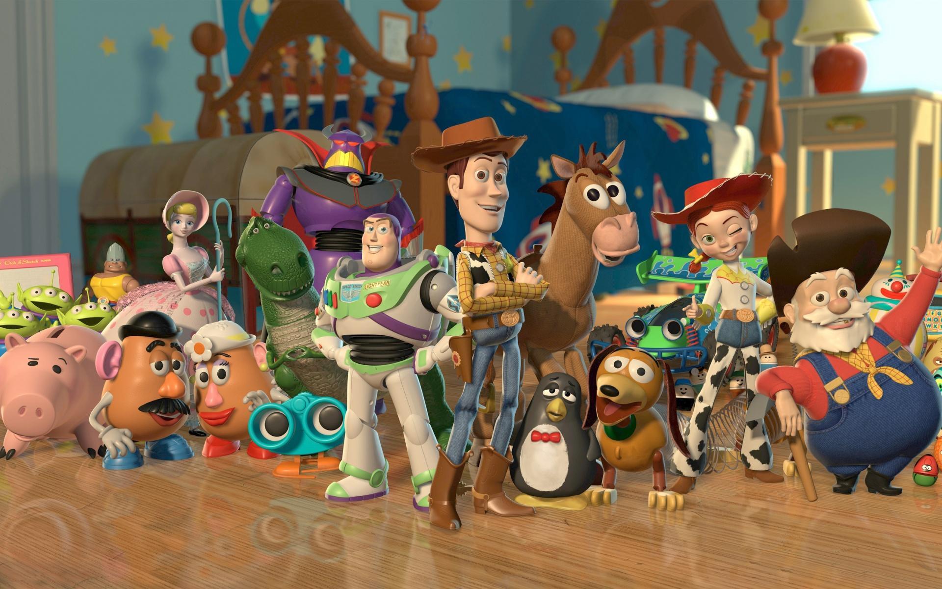 Woody, Buzz und Co. sind 2018 zurück auf der Kinoleinwand.