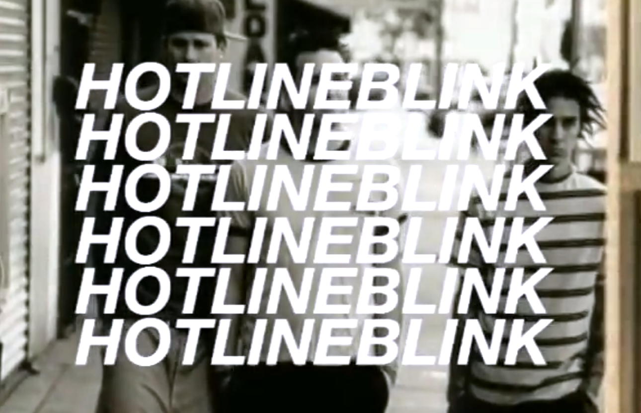 """Wenn Blink-182 und """"Hotline Bling"""" auf einander treffen, entsteht """"Hotline Blink"""""""