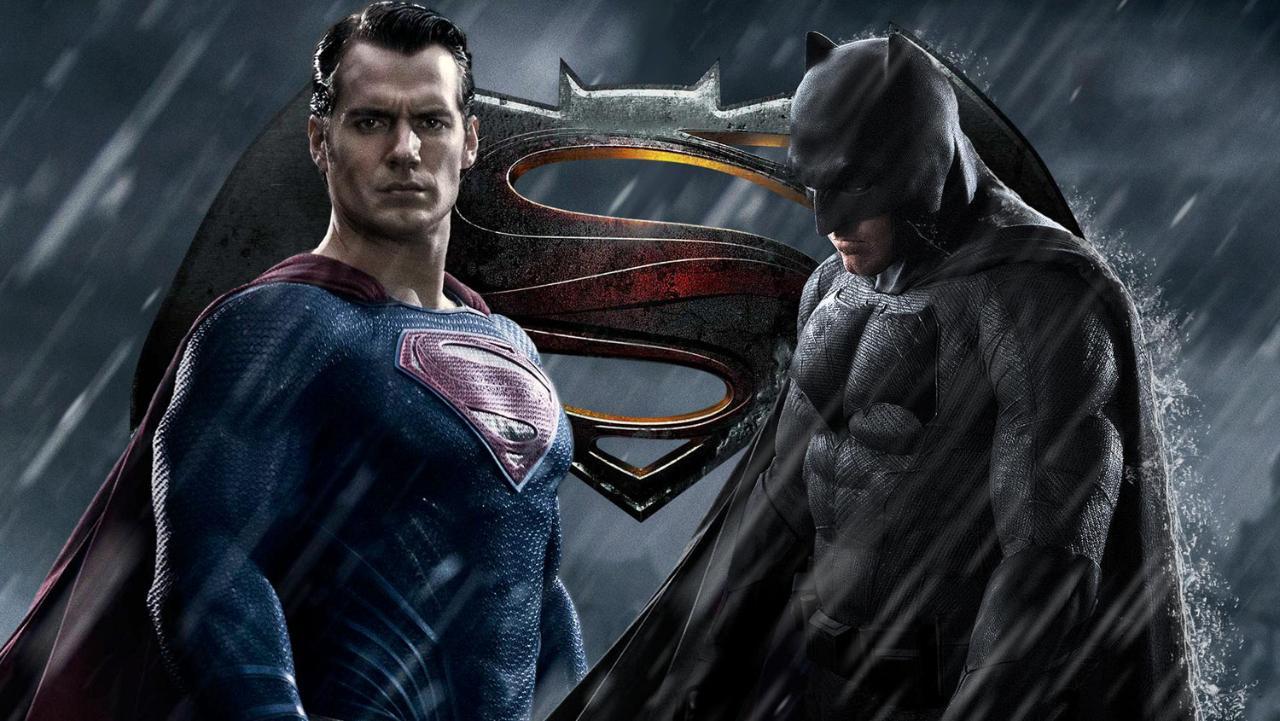 """""""Batman vs. Superman: Dawn of Justice' kommt am 24. März in die deutschen Kinos."""