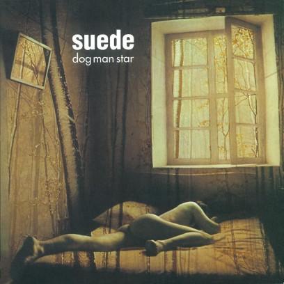 Das Cover von Suedes 1994er-Klassiker DOG MAN STAR