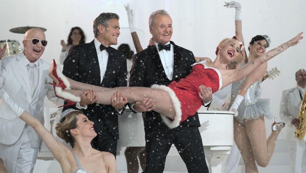 """A Very Murray Christmas"" läuft ab dem 04.12.2015 auf Netflix"