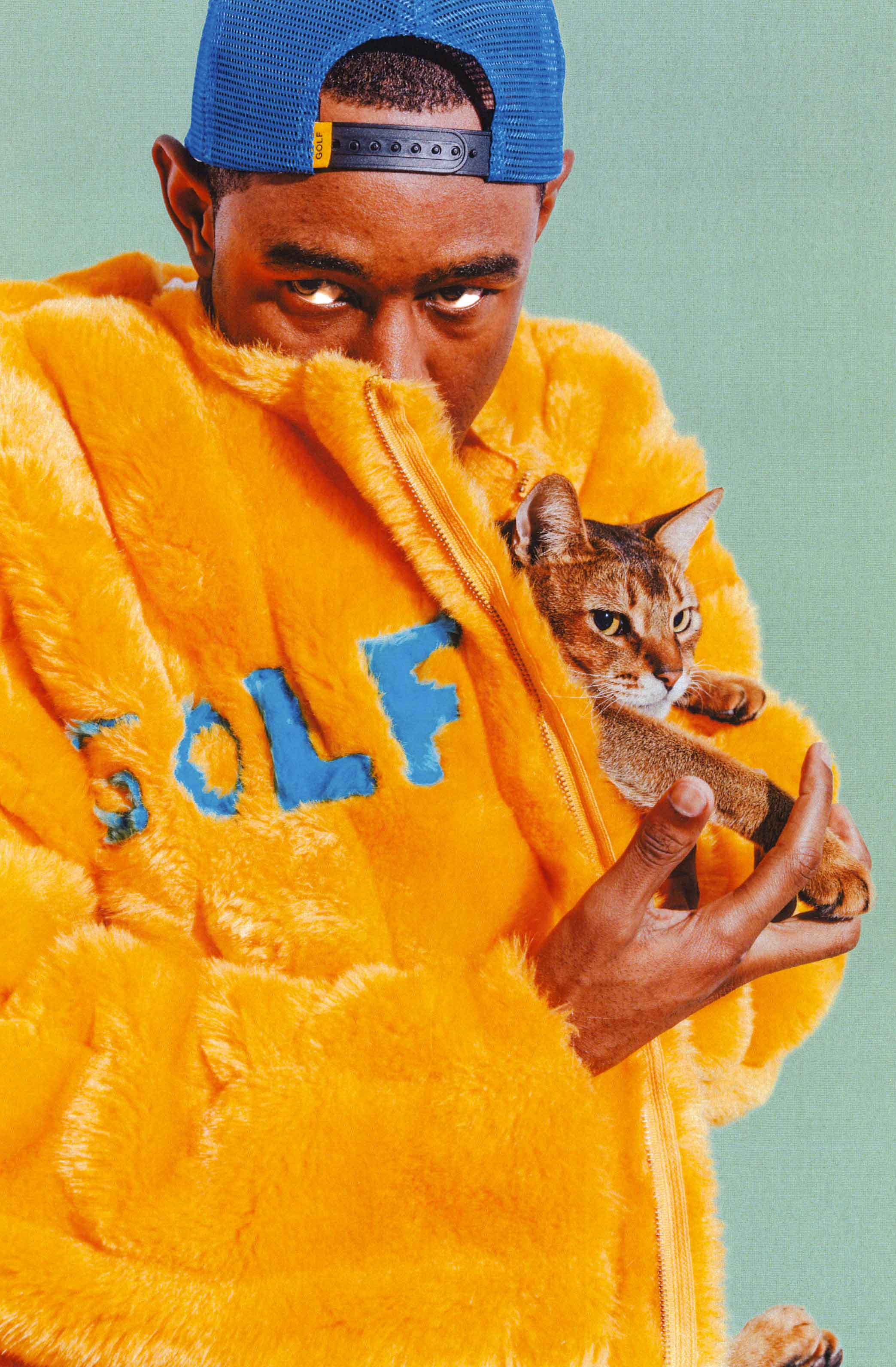 Lookbook: GOLF WANG H/W 2015
