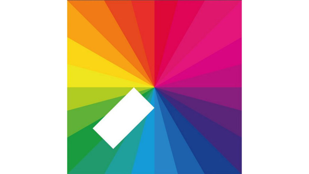 Platz 4: Jamie xx - IN COLOUR