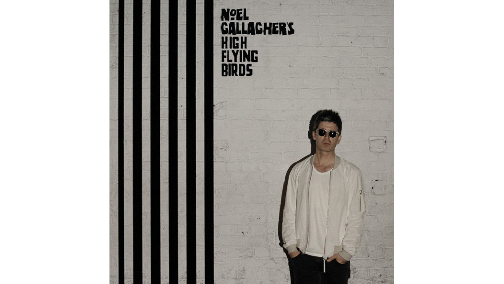 Platz 17: Noel Gallagher's High Flying Birds - CHASING YESTERDAY