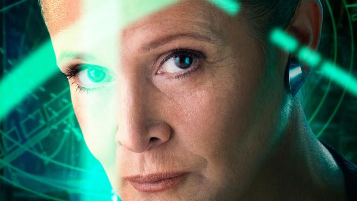 Leia ist keine Prinzessin und auch kein Jedi, dafür aber General.