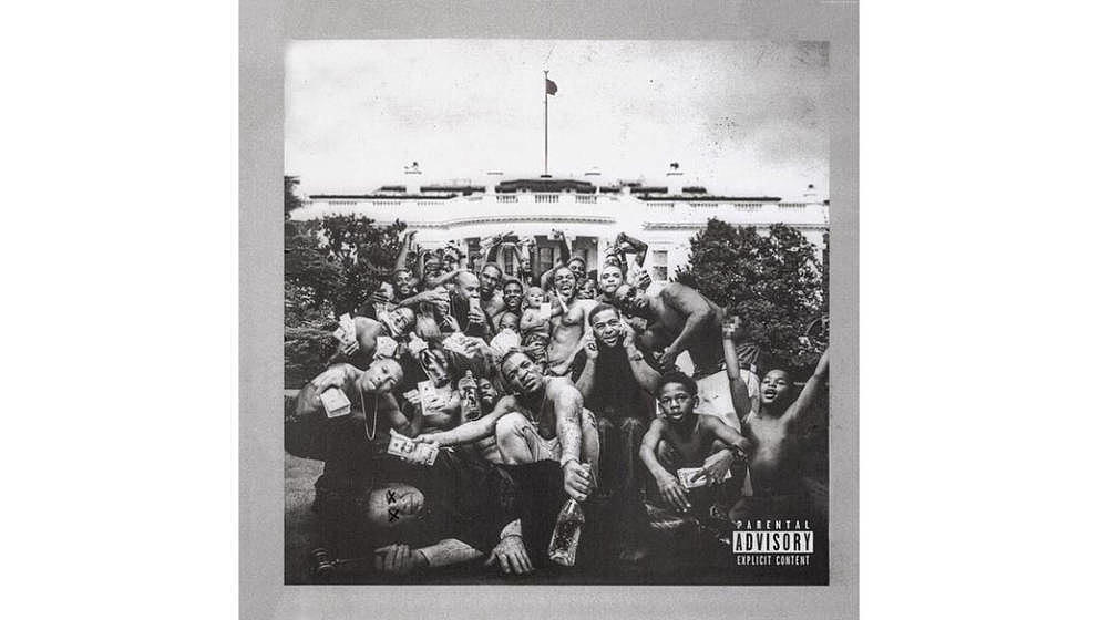 Platz 2: Kendrick Lamar - TO PIMP A BUTTERFLY