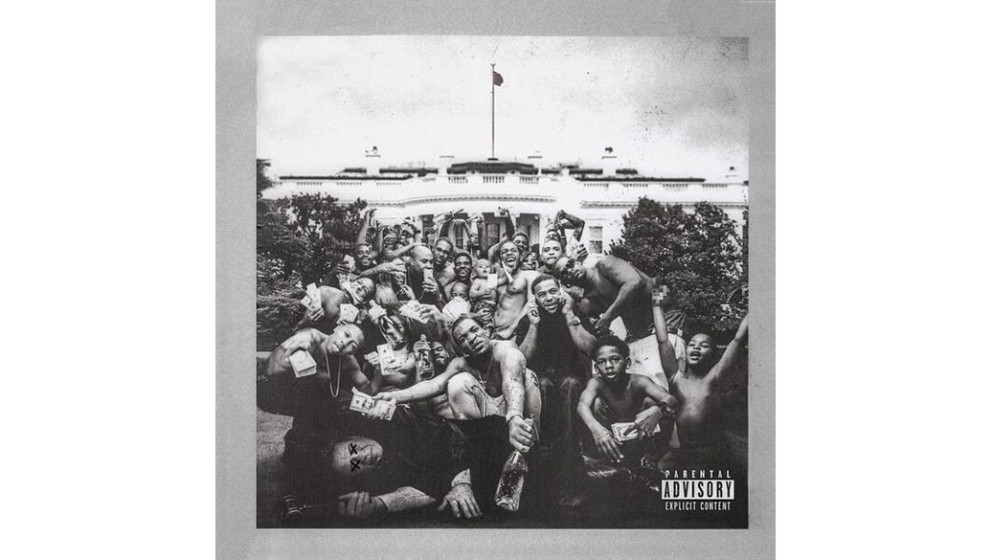 01. Kendrick Lamar - TO PIMP A BUTTERFLY