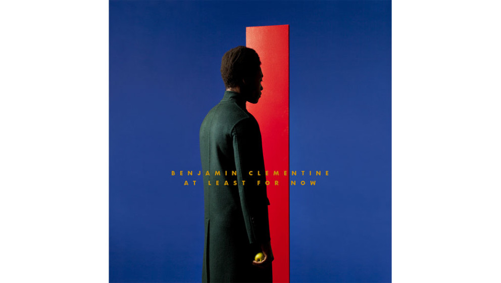 19. Benjamin Clementine - AT LEAST FOR NOW