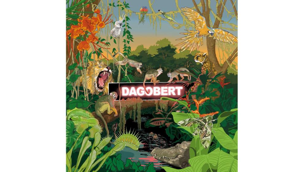 20. Dagobert - AFRIKA