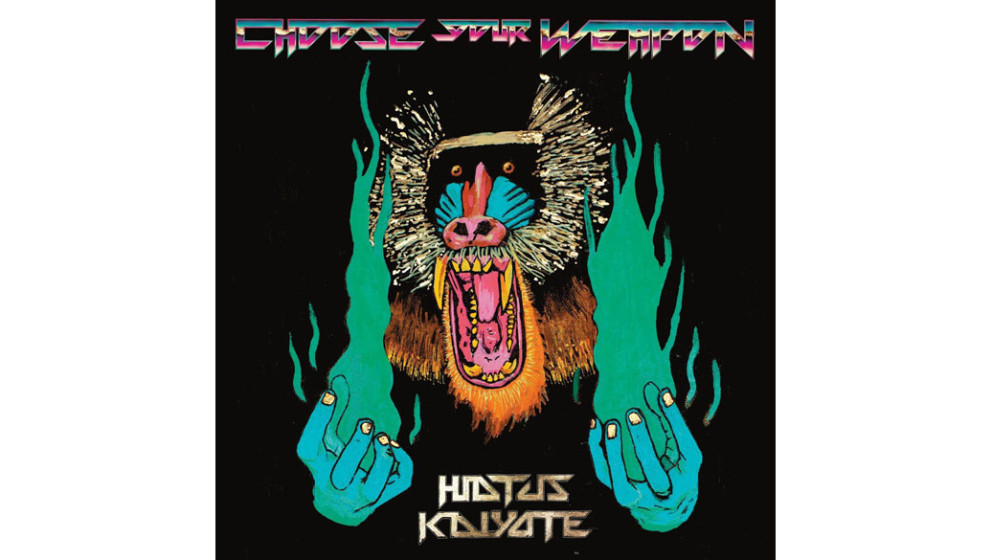 03. Hiatus Kaiyote - CHOOSE YOU WEAPON