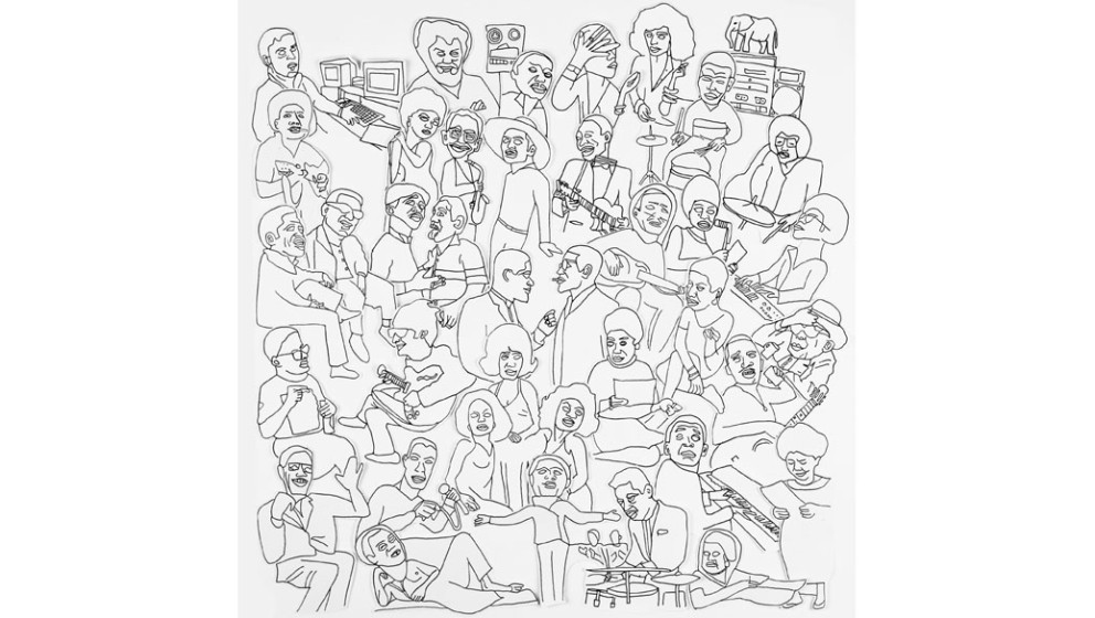 08. Romare - PROJECTIONS