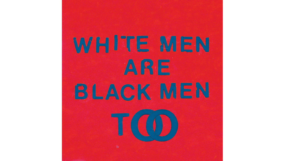 10. Young Fathers - WHITE MEN ARE BLACK MEN TOO