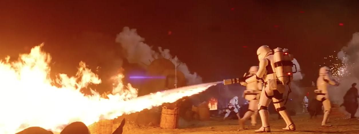 """""""Star Wars: Episode VII - Das Erwachen der Macht"""" läuft ab dem 17. Dezember 2015 im Kino."""
