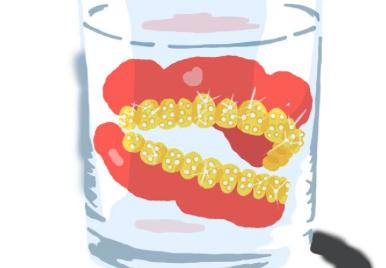 Grillz in a glas: Auch HipHopper werden älter