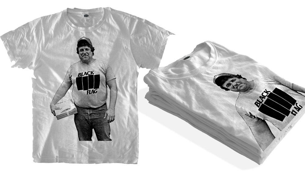Das T-Shirt zum T-Shirt