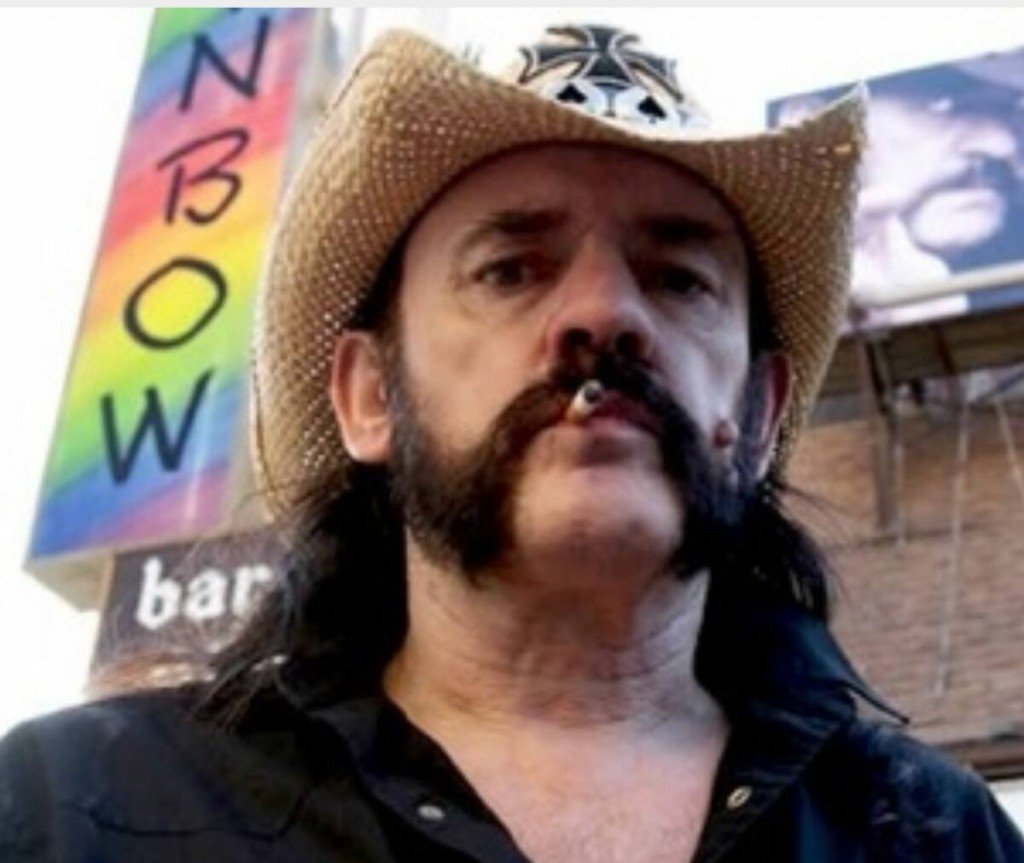 Posthum zum Charts-Erfolg: Motörhead-Chef Lemmy Kilmister