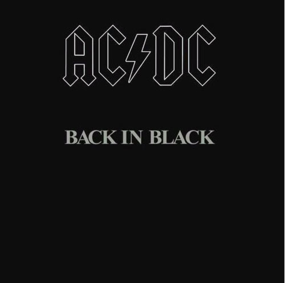 Platz 6: BACK IN BLACK von AC/DC erschien 1980 und wurde 22 Millionen mal in den USA verkauft.