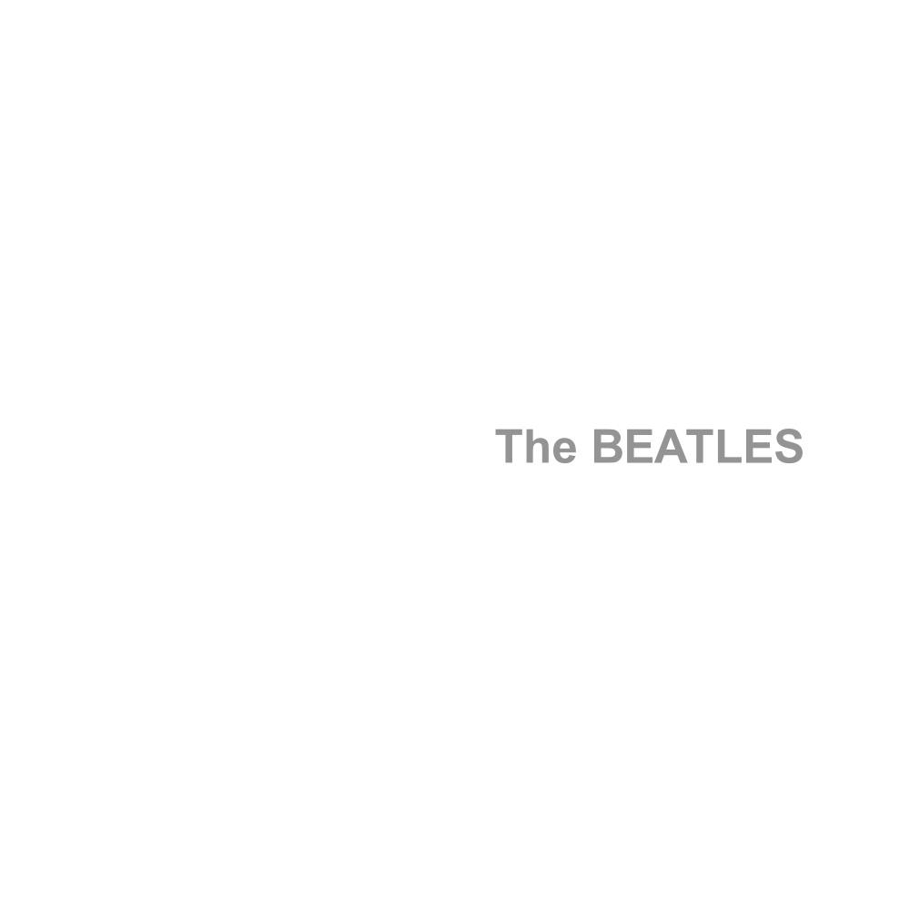 Platz 10: THE BEATLES,  oder auch THE WHITE ALBUM genannt, von den Beatles aus dem Jahr 1968 verkaufte sich 19 Millionen mal