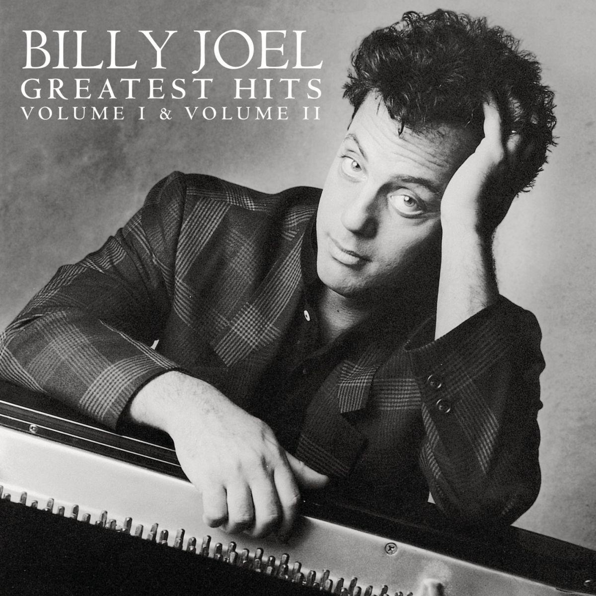 Platz 5: GREATEST HITS VOLUME I & VOLUME II von Billy Joel kam 1985 auf den Markt und wurde über 23 Millionen mal verkauft.
