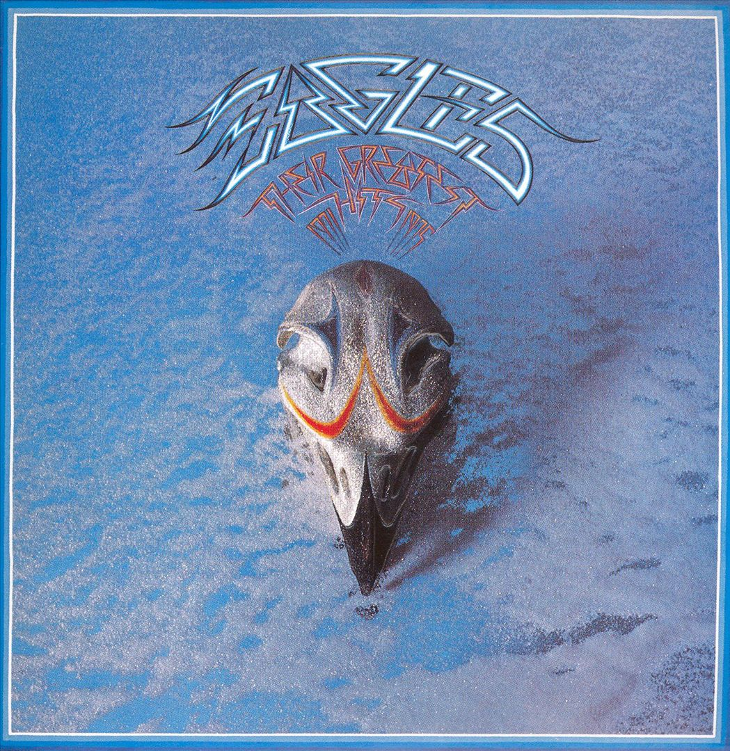 Platz 2: Die Eagles brachten 1976 ihr erstes Compilation-Album GREATEST HITS (1971-1975) raus. Die Platte verkaufte sich 29 M