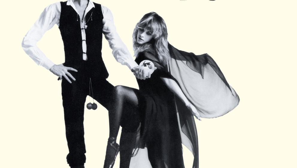 Platz 8: Fleetwood Macs RUMOURS kam 1977 auf den Markt und verkaufte sich in den USA 20 Millionen mal.