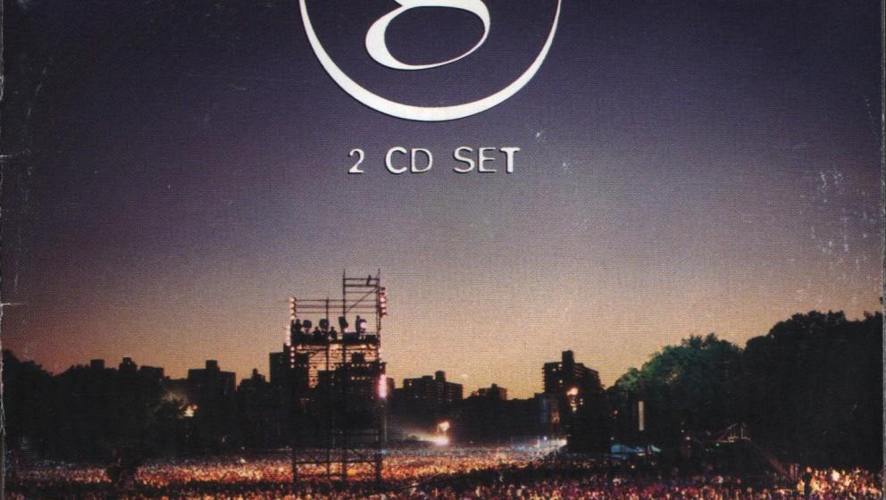 Platz 7: Garth Brooks' DOUBLE LIVE-Album wurde 1998 veröffentlicht und in den USA 21 Millionen mal verkauft.