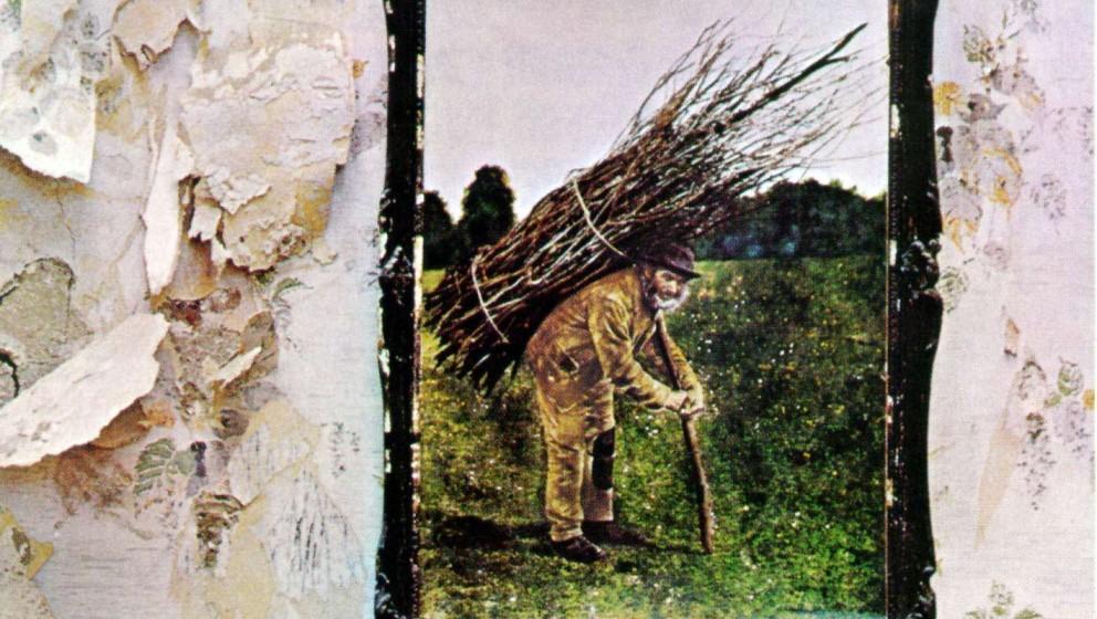 Platz 3: Led Zeppelins Album IV erschien 1970 und wurde 23 Millionen mal in den USA verkauft.