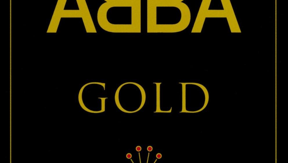 Platz 5: GOLD GREATEST HITS von ABBA von 1992 verkaufte sich 2,5 Millionen mal.