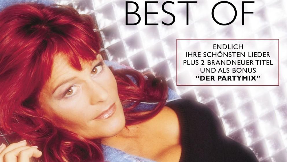 Platz 9: Andrea Bergs BEST OF von 2001 verkaufte sich 2,1 Millionen mal.