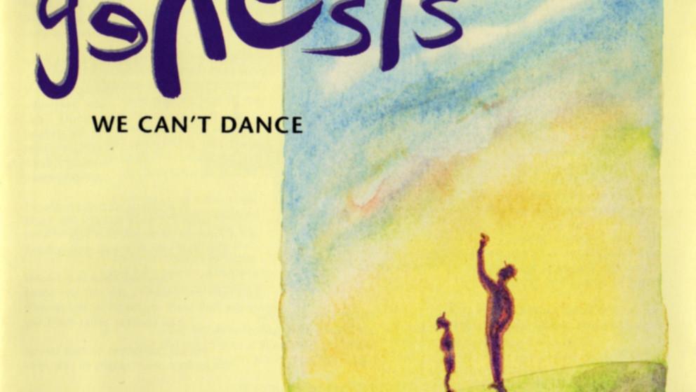 Platz 4: WE CAN'T DANCE von Genesis von 1991 verkaufte sich in Deutschland 2,5 Millionen mal.