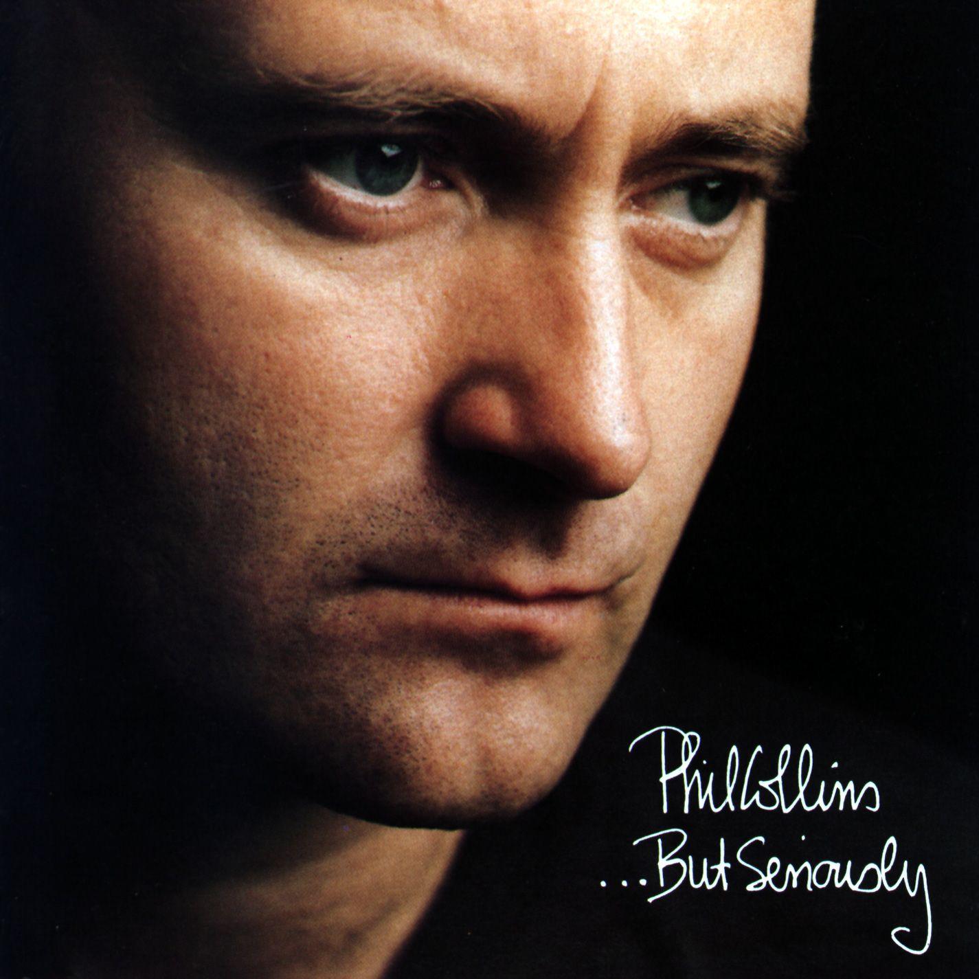 Platz 2: Phil Collins hat sein Album ...BUT SERIOUSLY aus dem Jahr 1989 3 Millionen mal in Deutschland verkauft.
